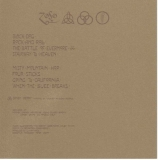 Led Zeppelin - IV (aka Zoso), Insert