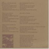 Led Zeppelin - IV (aka Zoso), Insert (other side)