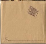 Led Zeppelin - In Through The Out Door, Outer Paper Bag (back)