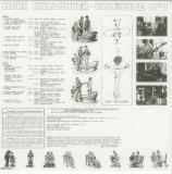 Aksak Maboul - Onze Danses Pour Combattre La Migraine (+3), Back cover