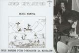 Aksak Maboul - Onze Danses Pour Combattre La Migraine (+3), Promo post card