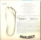 Analogy - Analogy (+4), Back w/o OBI strip