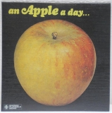 Apple - An Apple A Day +4, Front Cover