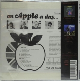 Apple - An Apple A Day +4, Back cover