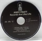Pratt, Andy - Records Are Like Life, CD