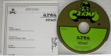 Area - Crac!, CD and Insert