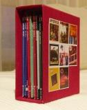 America - Hearts Custom Box, Back of box
