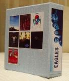 Eagles - Eagles Custom Box, Back of box