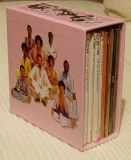 Earth, Wind and Fire - EWF Custom Box, Front with CDs