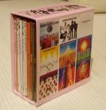 Earth, Wind and Fire - EWF Custom Box, Back with CDs