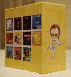 John, Elton - Captain Custom Box, Back of box