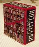 Led Zeppelin - Led Zeppelin Custom Box, Back and spine
