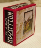 Led Zeppelin - Led Zeppelin Custom Box, Spine and front