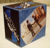 Pink Floyd - Wish You Were Here Custom Box, Front of box and box spine