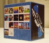 Pink Floyd - Wish You Were Here Custom Box, Back of box and spine