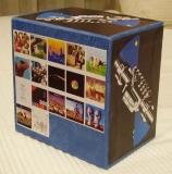 Pink Floyd - Wish You Were Here Custom Box, Back of box and top