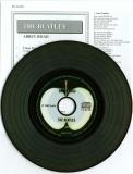 CD and lyric sheet