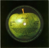 Beatles (The) - Abbey Road, Inner bag - side 1