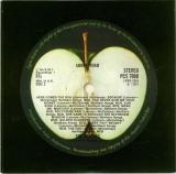 Beatles (The) - Abbey Road, Inner bag - side 2