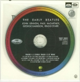 Beatles (The) - The Early Beatles, CD (on top of back cover)