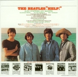 Beatles (The) - Help!, Back cover