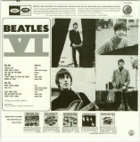 Beatles (The) - Beatles VI, Back cover