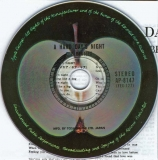 Beatles (The) - A Hard Day's Night, CD (on top of insert)
