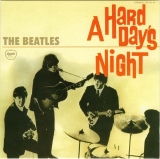 Beatles (The) - A Hard Day's Night, Cover with no obi