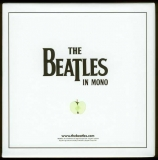 Beatles (The) - The Beatles in Mono, Back of box (scan)