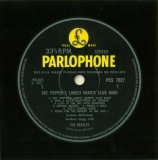 Parlophone Label - Side One