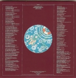 10cc - Deceptive Bends (+3), Inner Disc Sleeve with lyrics - side 2