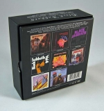 Black Sabbath - The Complete 70's Replica CD Collection, Back of the box
