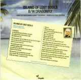 Blondie - Singles Box, Island of Lost Souls Back Cover