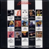 Blondie - Singles Box, Back of box