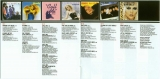 Blondie - Singles Box, Credits inside back cover of booklet