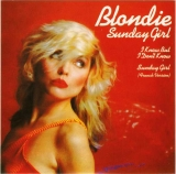 Blondie - Singles Box, Sunday Girl
