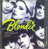 Blondie - Singles Box, Union City Blue Back Cover