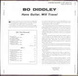 Diddley, Bo  - Have Guitar Will Travel ,