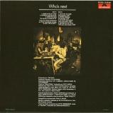 Who (The) - Who's Next, Bonus sleeve Spanish cover back