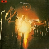 Who (The) - Who's Next, Bonus sleeve Spanish cover front