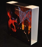 Bowie, David - Let's Dance Box and Promo Obis, Front - empty box