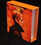 Bowie, David - Low Box and Promo Obis, Front - empty box