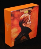Bowie, David - Low Box and Promo Obis, Front and spine