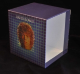 Bowie, David - Space Oddity Box, Front - empty box