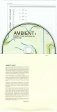 Eno, Brian - Ambient 1 - Music For Airports, CD, Inner sleeve and insert