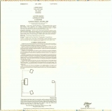Eno, Brian - Ambient 4 - On Land, Back cover