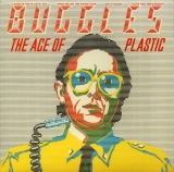 Buggles (The) - The Age Of Plastic (+3), front cover minus obi