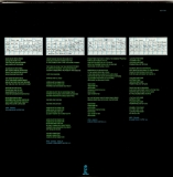 Buggles (The) - The Age Of Plastic (+3), Inner Lyric Sleeve - side 1