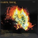 Carpe Diem - Cuille Le Jour, Back Cover