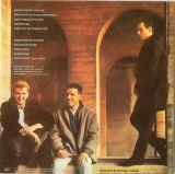 Crowded House - Crowded House, Back cover